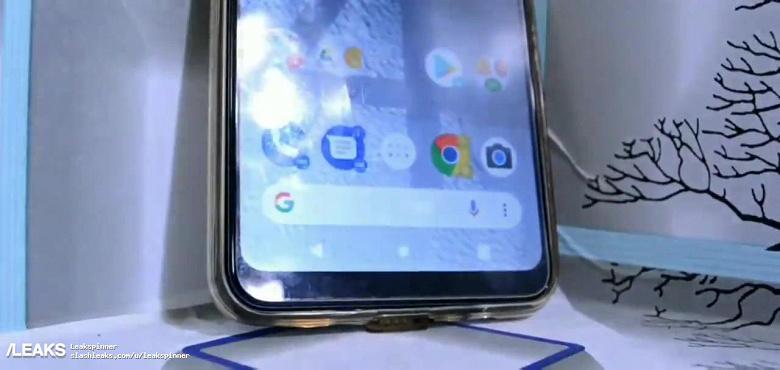 Дизайн смартфона Google Pixel 4 уже не является секретом