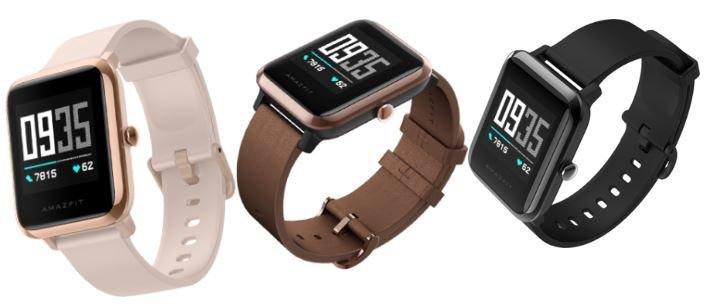 Представлены «умные» часы Amazfit Health Watch с ЭКГ по цене $100