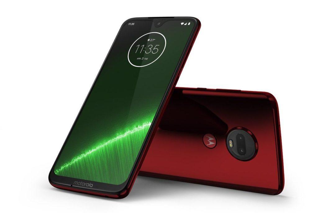 Motorola 11 июня начала российские продажи смартфона Moto G7 plus