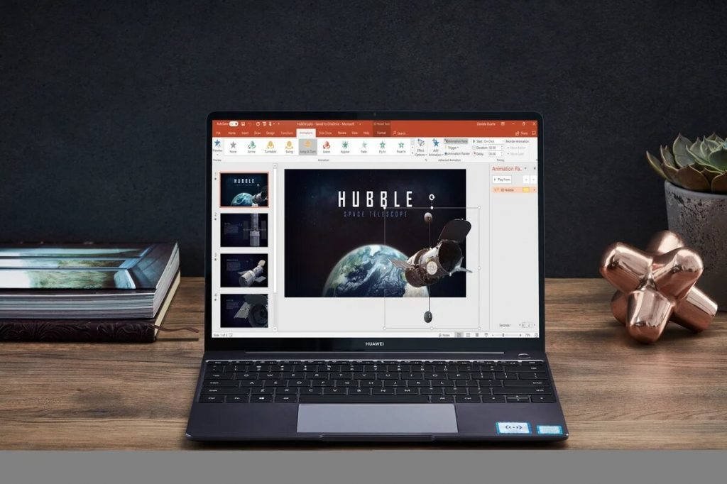 Обновленная версия ноутбука Huawei MateBook 13 появилась в России