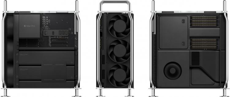 Специалисты оценили новый модульный Mac Pro в 70 тысяч долларов