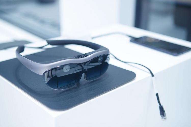 MWC Shanghai 2019: представлены очки дополненной реальности Vivo AR