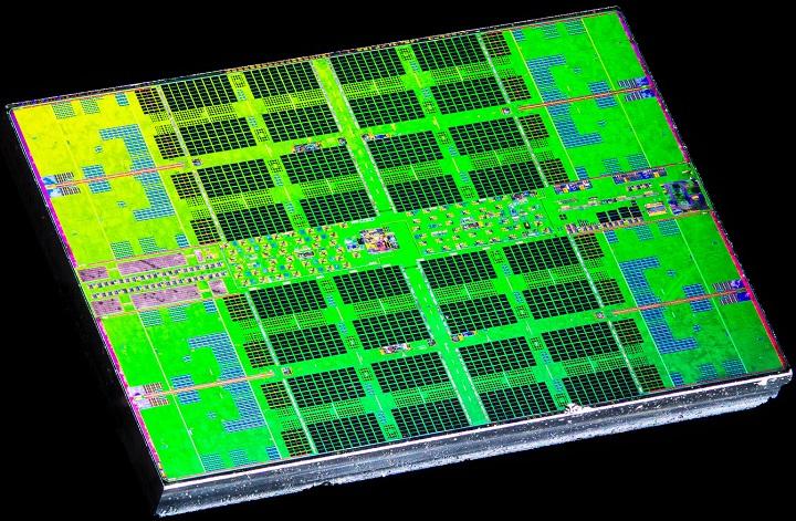 Фотограф Fritzchens Fritz показал внутренности процессора AMD Ryzen 5 3600