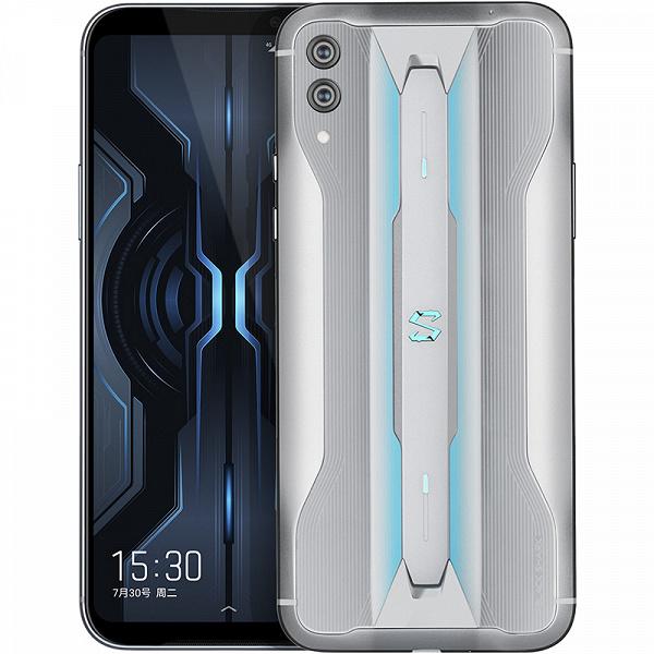 Xiaomi представила игровой смартфон Xiaomi Black Shark 2 Pro