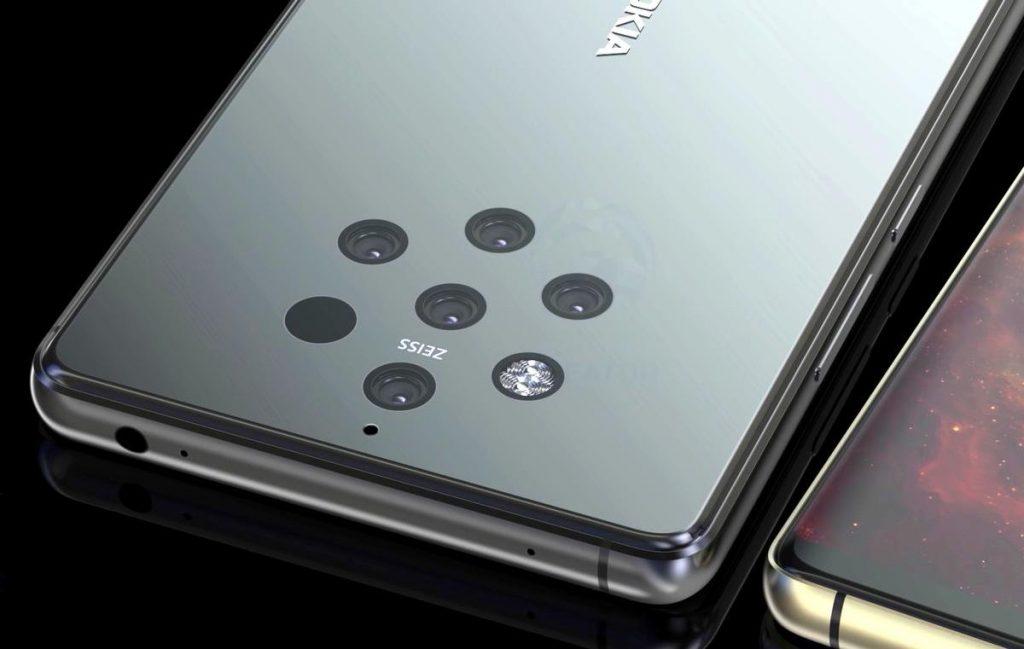 Россияне первыми получили обновление Android для смартфона Nokia 9 PureView