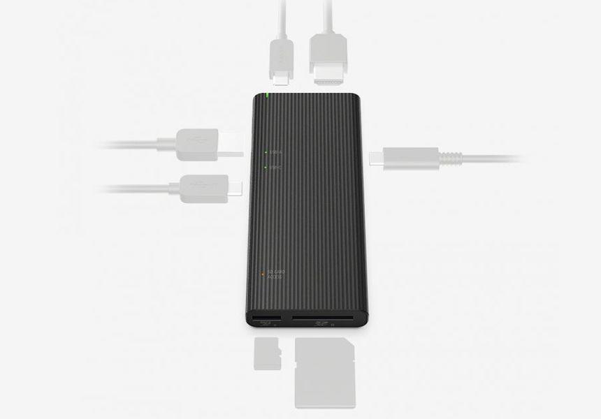 Sony представила самый быстрый хаб MRW-W3