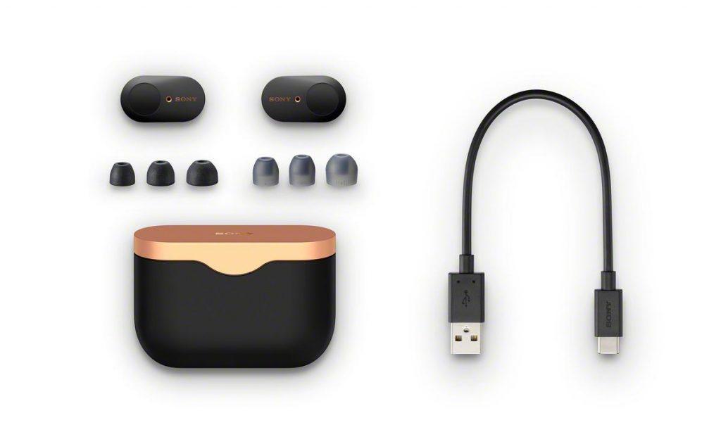Sony выпустила беспроводные новые наушники с шумоподавлением