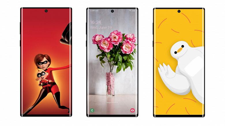 Раскрыты некоторые характеристики нового Samsung Galaxy Note10