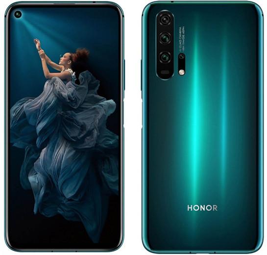 Смартфон Honor 20 Pro представлен в России