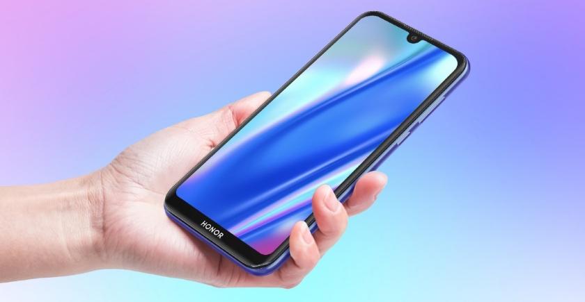 Honor представил ультрабюджетный смартфон Honor Play 8