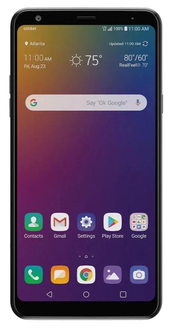 LG представила новый недорогой смартфон LG Stylo 5