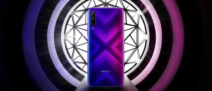 Стали известны характеристики и цены на смартфоны Honor 9X и 9X Pro