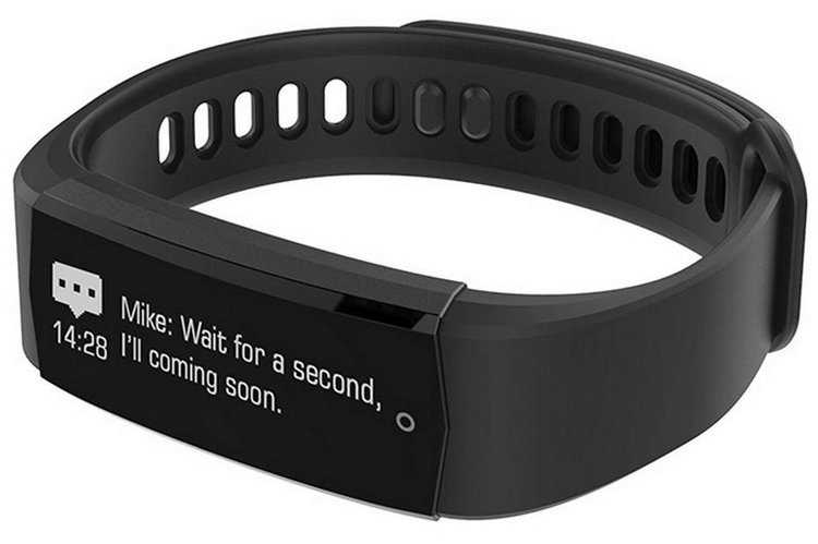 Lenovo представила новый бюджетный «умный» браслет