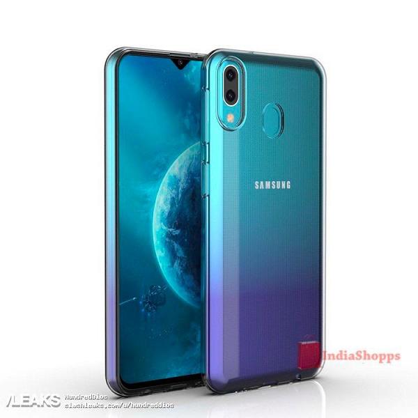 Бюджетный Samsung Galaxy M30s получит V-образный вырез в дисплее
