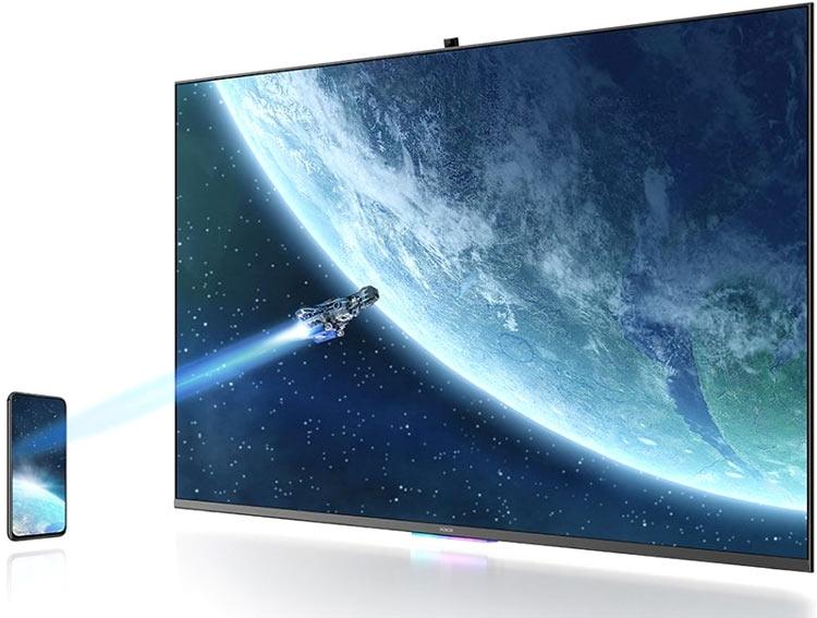 Huawei представила телевизоры Honor Vision с ОС Harmony