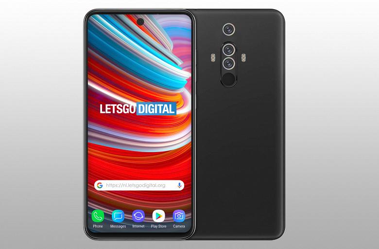 Появилось изображение возможно преемника Xiaomi Pocophone F1