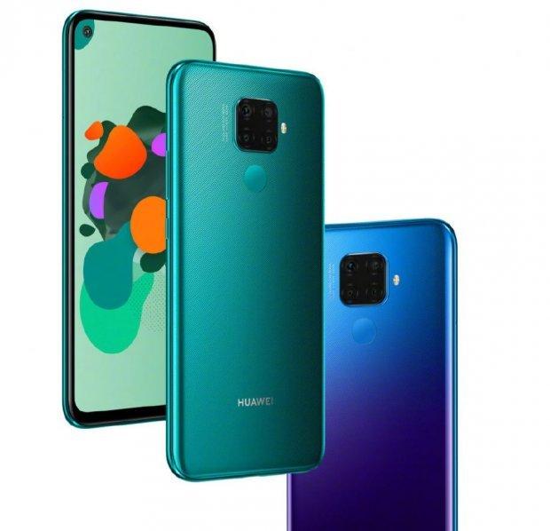 Huawei начала продажи смартфона Huawei Nova 5i Pro