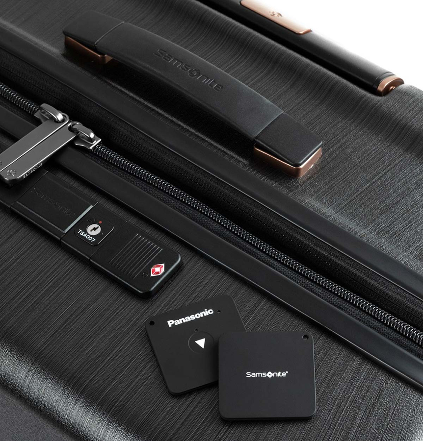 Samsonite и Panasonic разработали очень «умный» чемодан