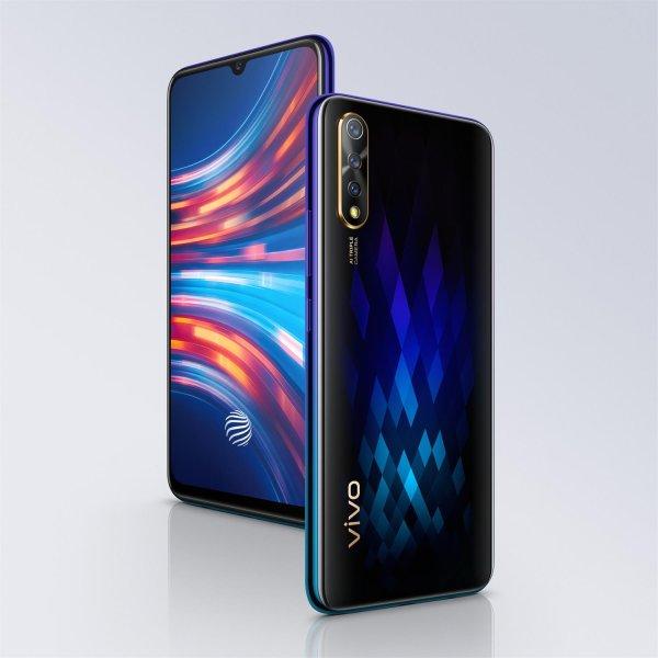 Vivo начала продажи в России недорогого смартфона Vivo V17 Neo