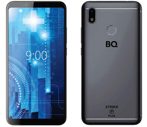BQ представила недорогой смартфон с NFC и АКБ на 5000 мАч