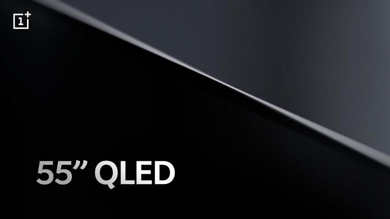 В OnePlus дразнят изображением 55-дюймового OnePlus TV