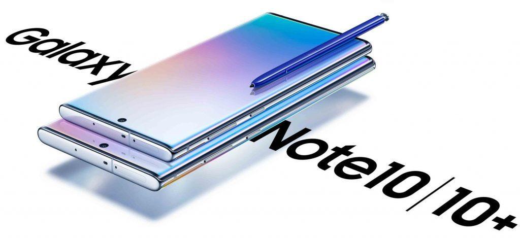 Названа российская стоимость на Samsung Galaxy Note 10 и Note 10+