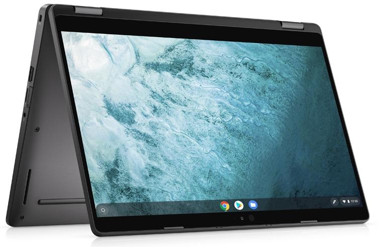 Dell представила два новых ноутбука под управлением Chrome OS