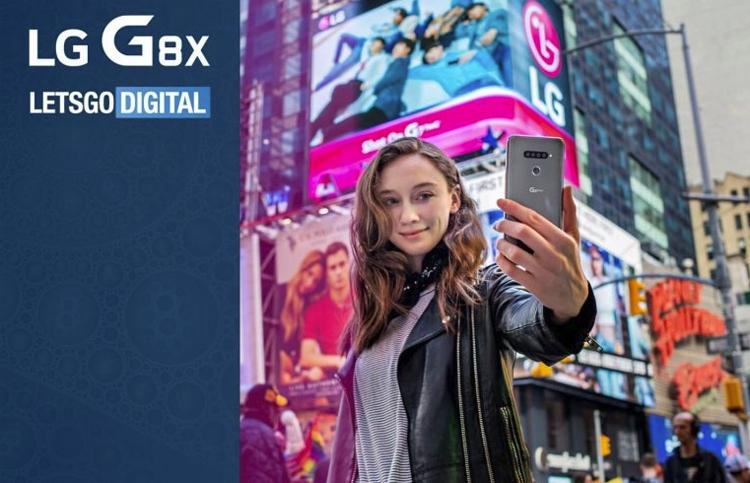Этой осенью LG представит новую версию LG G8x ThinQ