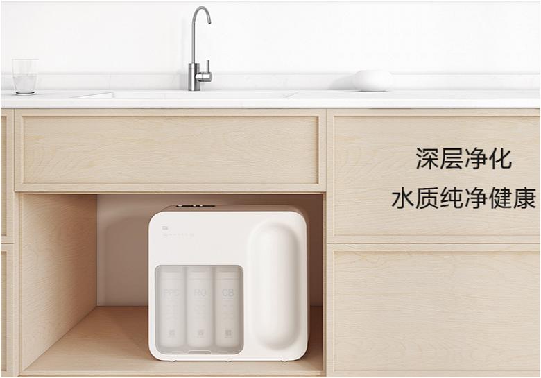 Xiaomi представила водоочиститель с обратным осмосом