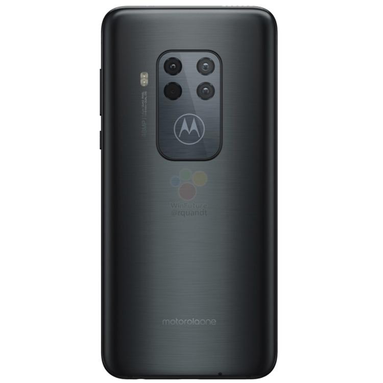 Четверной камере Motorola One Zoom приписывают 5-кратный зум