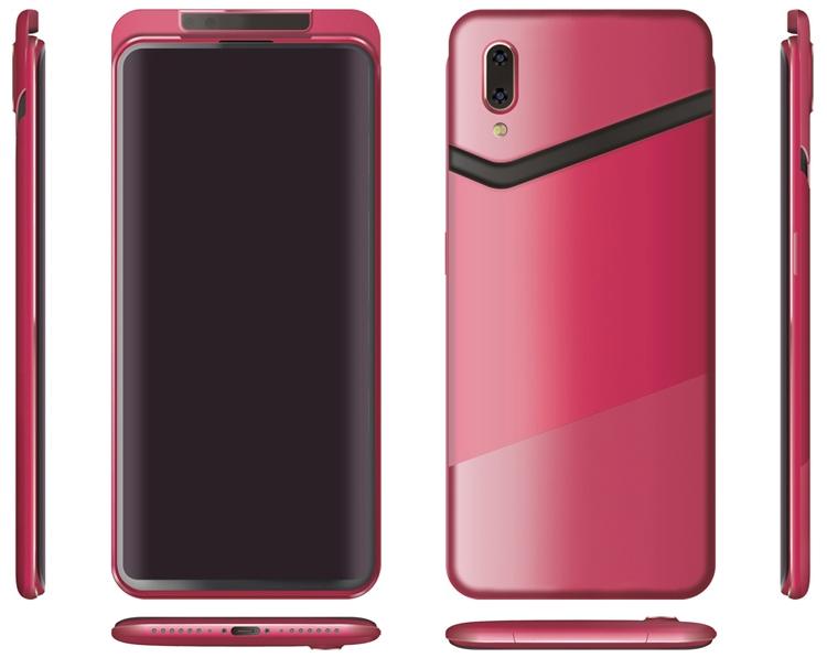 В компании OPPO готовят новый смартфон-слайдер