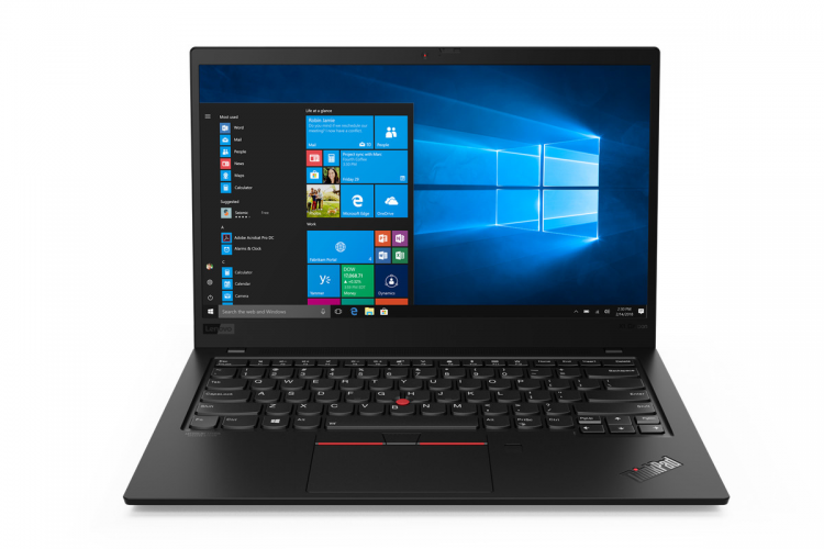 Lenovo обновила ноутбуки серии ThinkPad