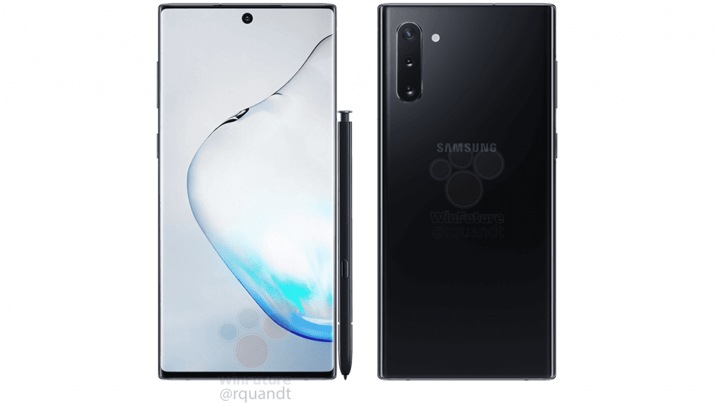 Samsung отказалась от 3,5 мм разъема в новом Galaxy Note10