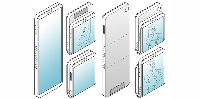 Стало известно, как будет выглядеть Samsung Galaxy Fold 2