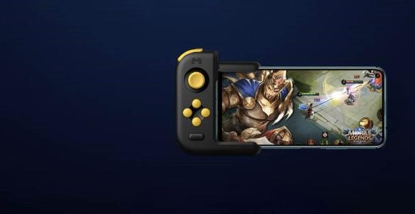 Honor представил геймпад для смартфонов с функцией пауэрбэнка