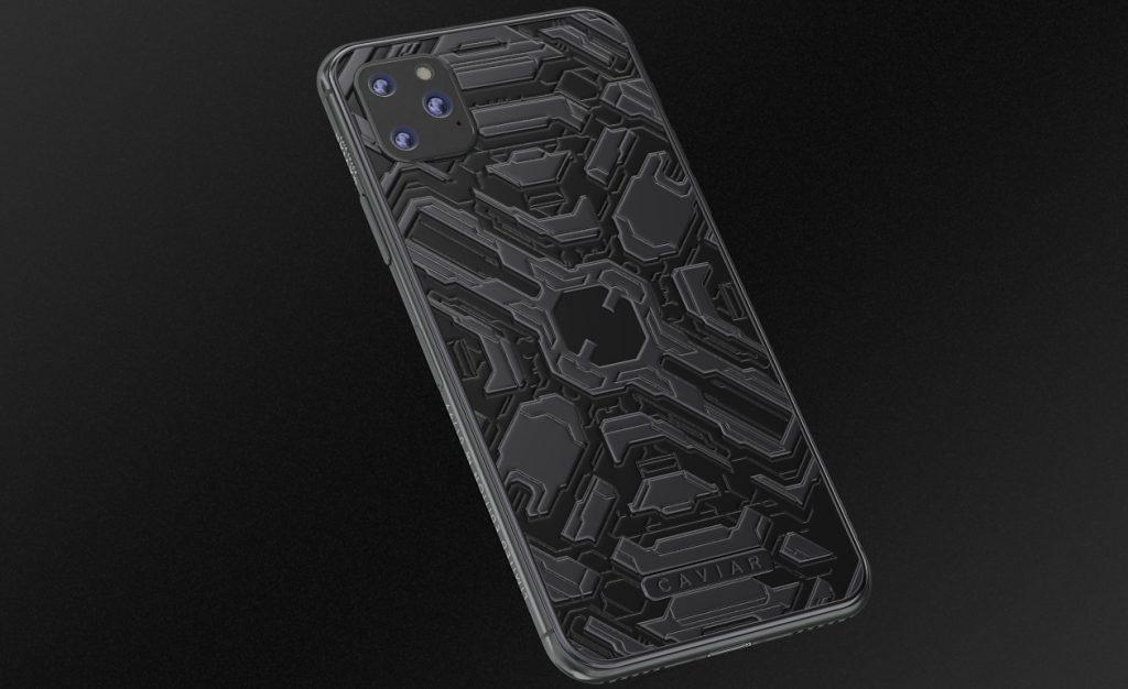Caviar создала уникальный iPhone 11 за 3 млн рублей