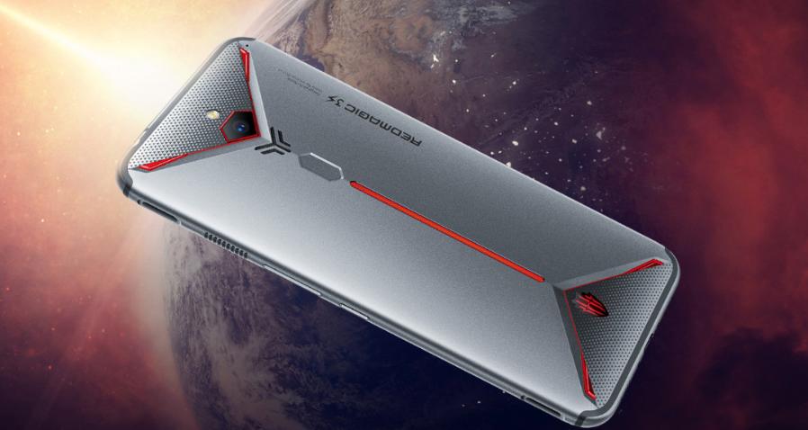 Игровой смартфон Nubia Red Magic 3S выйдет на глобальный рынок 16 октября