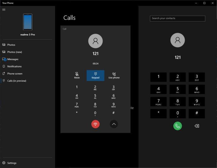 Разработчики Microsoft научили Windows 10 звонить со смартфона