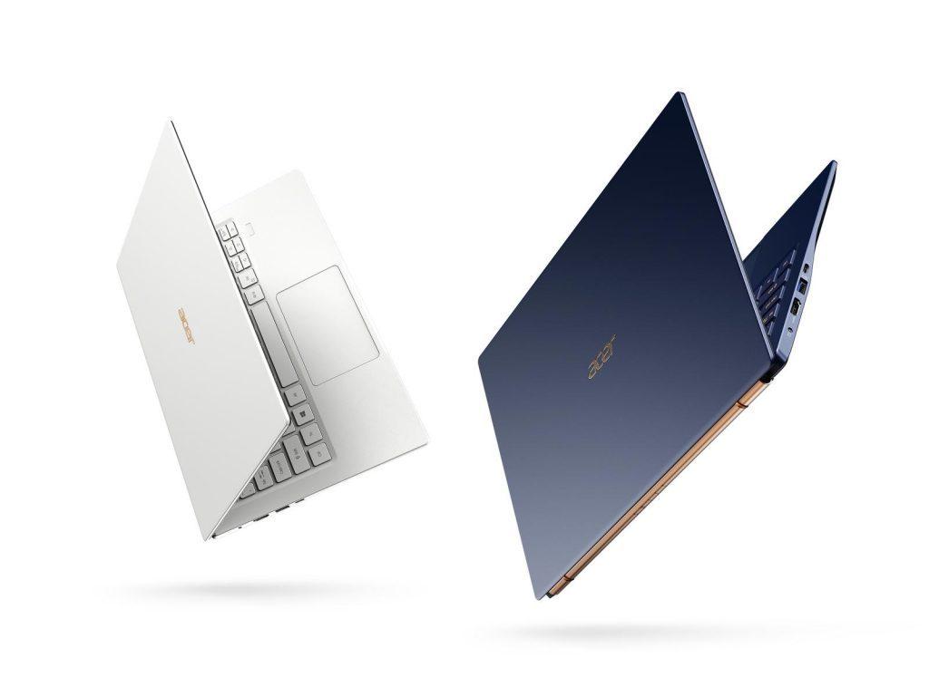 Новый ноутбук Acer Swift 5 установил рекорд по лёгкости