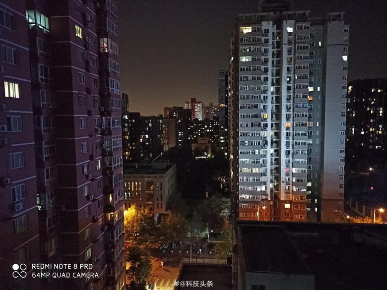 В Сети показали возможности камеры Redmi Note 8 Pro