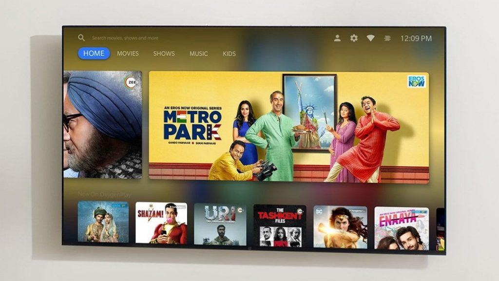 Глава компании OnePlus раскрыл внешность телевизора OnePlus TV