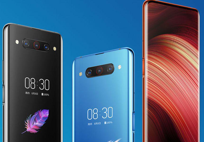 Смартфон с двумя экранами Nubia Z20 скоро появится в Европе и США