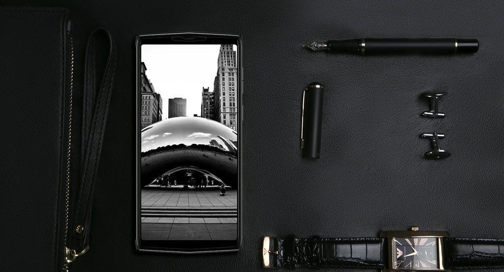 В России поступил в продажу смартфон Doogee N1000 за 10 395 рублей