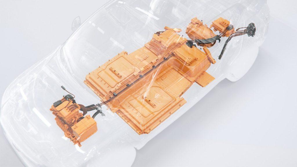 Электрический кроссовер Volvo XC40 станет максимально безопасными