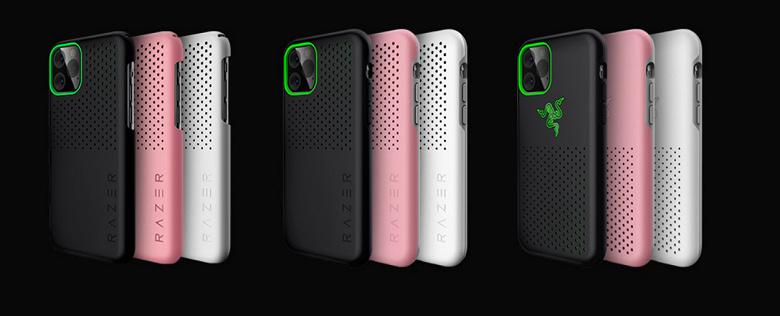 Razer создала чехлы для iPhone с системой пассивного охлаждения