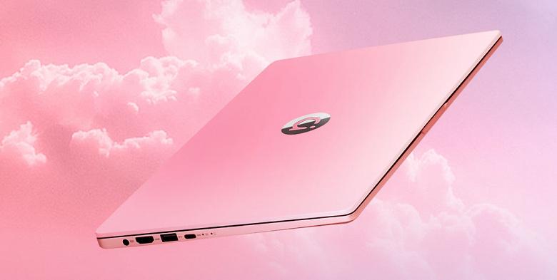 Asus представила металлический ноутбук с градиентным корпусом