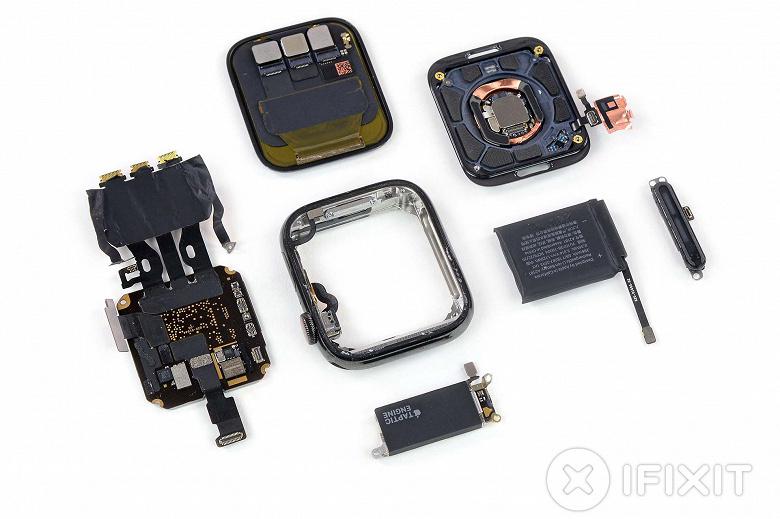 iFixit раскрыли секрет автономности Apple Watch Series 5