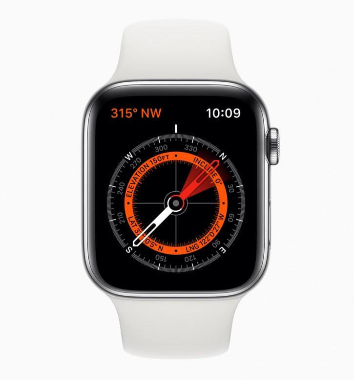 Представлены новые «умные» часы Apple Watch