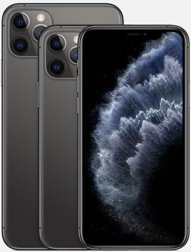 Apple презентовала iPhone 11 и iPhone 11 Pro