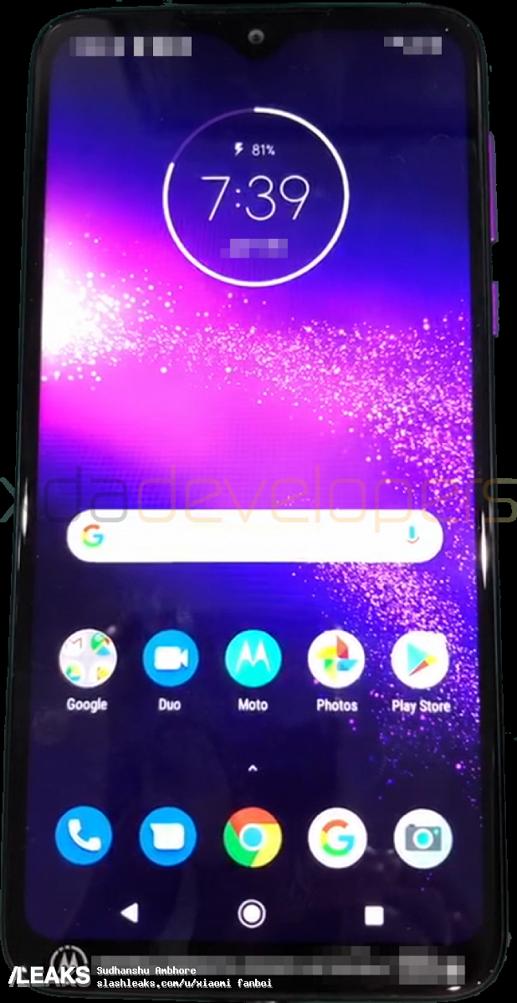 Motorola разрабатывает недорогой смартфон Motorola One Macro